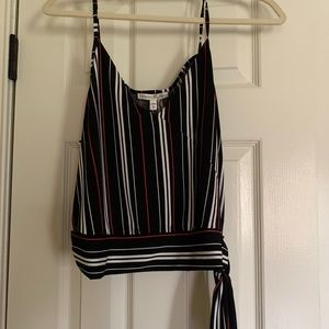 New camisole with side tie